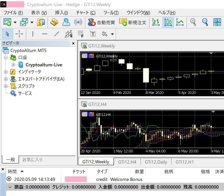 GTi12とは、CryptoGT Indexのことです。
